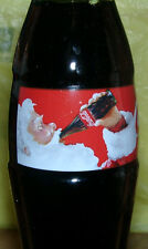 2013 Santa Christmas Holiday Coca-Cola Coke Bottle