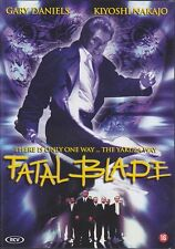 Gedo - Fatal Blade - There is only one way ... the Yakuza way (uncut)