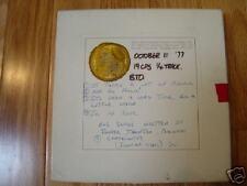 BTO Master Tape Demos 1977 Eddie Kramer produced