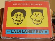 OUTHERE BROTHERS -  LA LA LA HEY HEY   (CD SINGLE) x