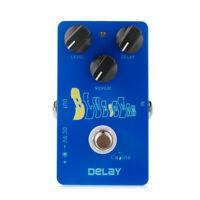 High Quality Caline CP-19 Guitar Effect Pedals Blue Ocean Delay True Bypass
