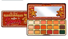 Too Faced Gingerbread Extra Spicy Eyeshadow Palette 100% Authentic. FastFreeship