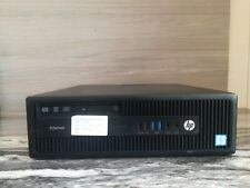 HP EliteDesk 800 G2 SFF PC - Intel core i7 - 6700 8GB DDR4 240GB SSD - Excellent