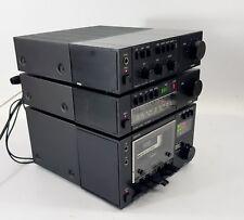 Fisher Premain CA-M100 Amplifier, FM-M100L Tuner & CR-M100  FREE UK DELIVERY