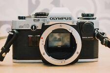 Olympus OM10 Argent - Avec adaptateur manuel - très bel état