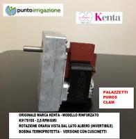 04066 MOTORIDUTTORE PER STUFA A PELLET KENTA K9117157 5RPM 8,5MM CARICO PELLET