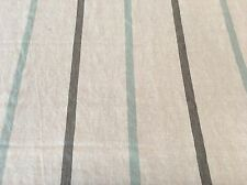 Designers Guild Wide Pinstripe Upholstery Fabric Brera Nastro Duck Egg 1.65 yd