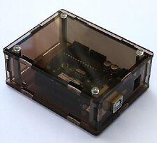 Plexiglas Rauch Gehäuse für Arduino , Laserschnitt , Box Case Super Design Acryl