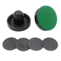 Air Hockey Pucks Equipment Air Hockey Pushers Set for Game Tables I2P5