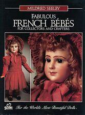 Antique French Bebe Dolls - Jumeau Bru SFBJ Steiner Thuillier Etc. / Scarce Book