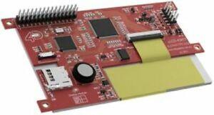 "LCD TFT Module w/ Resistive Touchscreen, 4.3"" QVGA, 4DGL/Serial"