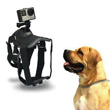 Dog Harness Chest Dual Strap Mount For GoPro HD Hero 1 2 3 3+ 4