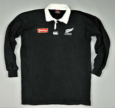 New Zealand All Blacks CCC Steinlager Jersey Vintage Shirt 1994 Size XXL
