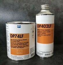 PPG DP74LF Epoxy Primer Kit - Red oxide (quart) with DP402LF Catalyst (pint)