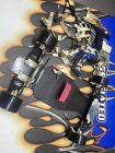 team associated rc10 GEAR SIX craft composite chassis RARE vintage collector
