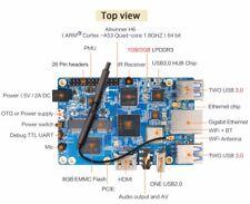 Orange Pi 3 H6 64Bit SoC Quad-core 1.8Ghz 1GB memory - fast shipping