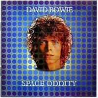 DAVID BOWIE SPACE ODDITY 2015 REMASTER CD NEW