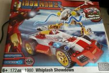 MEGA BLOKS IRON MAN 2 WHIPLASH SHOWDOWN 172Pcs NEW