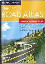 Rand McNally The 2011 Road Atlas: United States, Canada, Mexico: Vinyl Edition