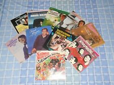 10 LP - ARMANDO MANZANERO  -  LOT