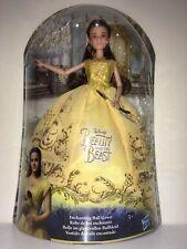 DISNEY PRINCESS BEAUTY AND THE BEAST ENCHANTING BALL GOWN BELLE DOLL