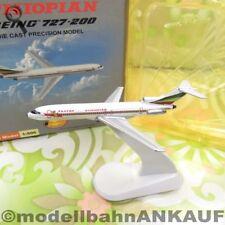 SCHUCO STARJETS 355 7526 -1:500 -Ethiopian Boeing 727-200 - #K12847