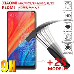 Vetro Temperato Xiaomi MI 8 9SE 10 pro Per 11/6 Redmi Note 5/7/8/9 / 9S Touch
