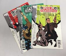 Pulp Fantastic # 1 2 3 (Vertigo/DC)- Chaykin Comics CR426