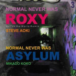 """Crass - Normal Never Was III - New Purple Vinyl 12"""" Single - In Stock"""
