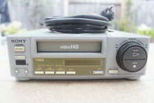 🍀 ‡ NICE! ‡ Sony EVO-550H Hi8 Video8 Video 8 8mm Tape Player Recorder Transfer
