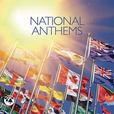 CD National Hymnen, National Inni di vari artisti