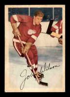 1953 Parkhurst #51 Johnny Wilson  VGEX X1499894