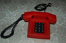 Telcer - telefono da tavolo Sirius P.M. 3001 - R, anni 70, usato