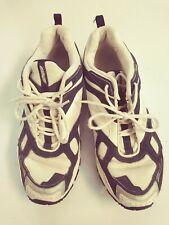 Men's Reebok Running shoe, size 13, white, blue ...cool mesh Lace Sneaker