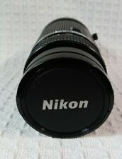 Nikon  AF NIKKOR 75-300mm f/4.5-5.6 Zoom w/ ND & CPL Filters