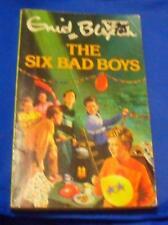 Enid Blyton - The Six Bad Boys LOCAL FREEPOST ch sc/ 1014