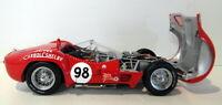 Minichamps 1/18 Scale Diecast - 100 601298 Maserati Tipo 61 Carrol Shelby 1960