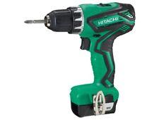 Trapani a batteria Hitachi Dimensioni mandrino 10mm Potenza 10,8V