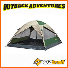 OZTRAIL SKYGAZER 3 DOME TENT - 3P PERSON CAMPING HIKING SMALL TENT