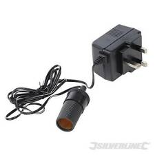 convertor Powers 12V DC devices  500mA from AC mains socket 783178