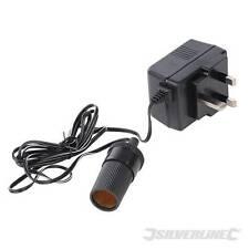 Convertidor de poderes 12V DC dispositivos 500mA de CA toma de corriente 783178