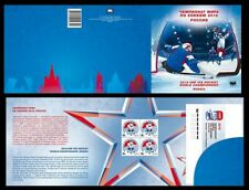 2016. Russia. The 2016 IIHF World Championship Russia. Booklet