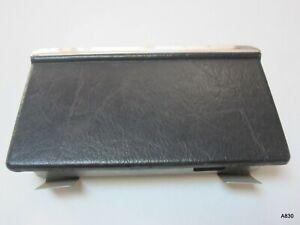 OEM 1986-1991 Mercedes W126 560SEL Rear Ash Tray Black