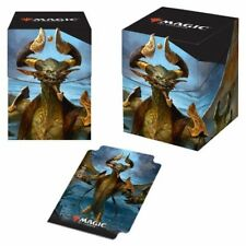 ULTRA PRO PRO DECK BOX M19 NICOL BOLAS THE RAVAGER CARD BOX FOR 100 MTG CARDS