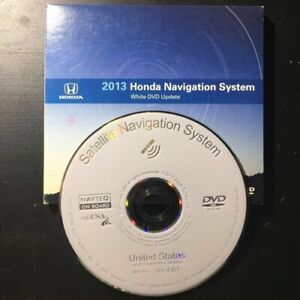 2006 2007 2008 2009 2010 Honda Odyssey Navigation OEM DVD Map v 4.B1 Update