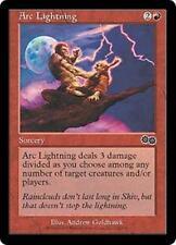 ARC LIGHTNING Urza's Saga MTG Red Sorcery Com