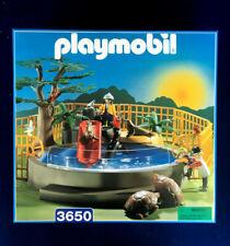 Playmobil 3650 Vintage Zoo Sea Life Aquarium - mint in unopened sealed box MISB