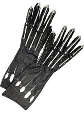 Adult's Avengers Endgame Black Panther Gloves Costume Accessory
