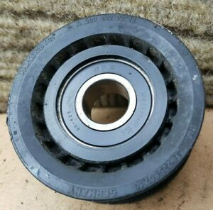 MERCEDES W203 W211 E C Class C220 E220 CDI Drive Fan Belt Guide Tensioner Pulley