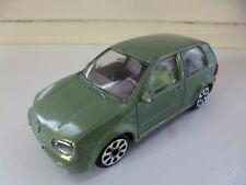 Volkswagen Golf '98 - Green -  1/43 - Bburago - Italy